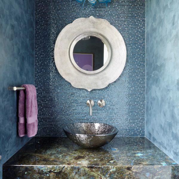 Heidi_Holzer_Blue_Venetian_Plaster_Walls_Powder_Room